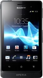 Sony Xperia go schwarz