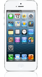 Apple iPhone 5 64GB weiss
