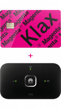 Mobile Internet Klax Startpaket + Router