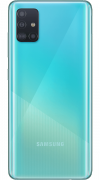 Samsung Galaxy A51 Prism Crush Blue
