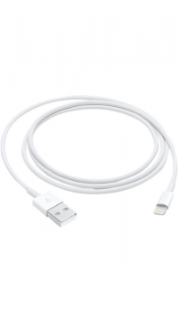 Apple Lightning auf USB Kabel 1m