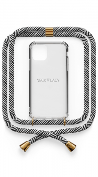 NECKLACY Handykette Apple iPhone 12 Pro Max Domino