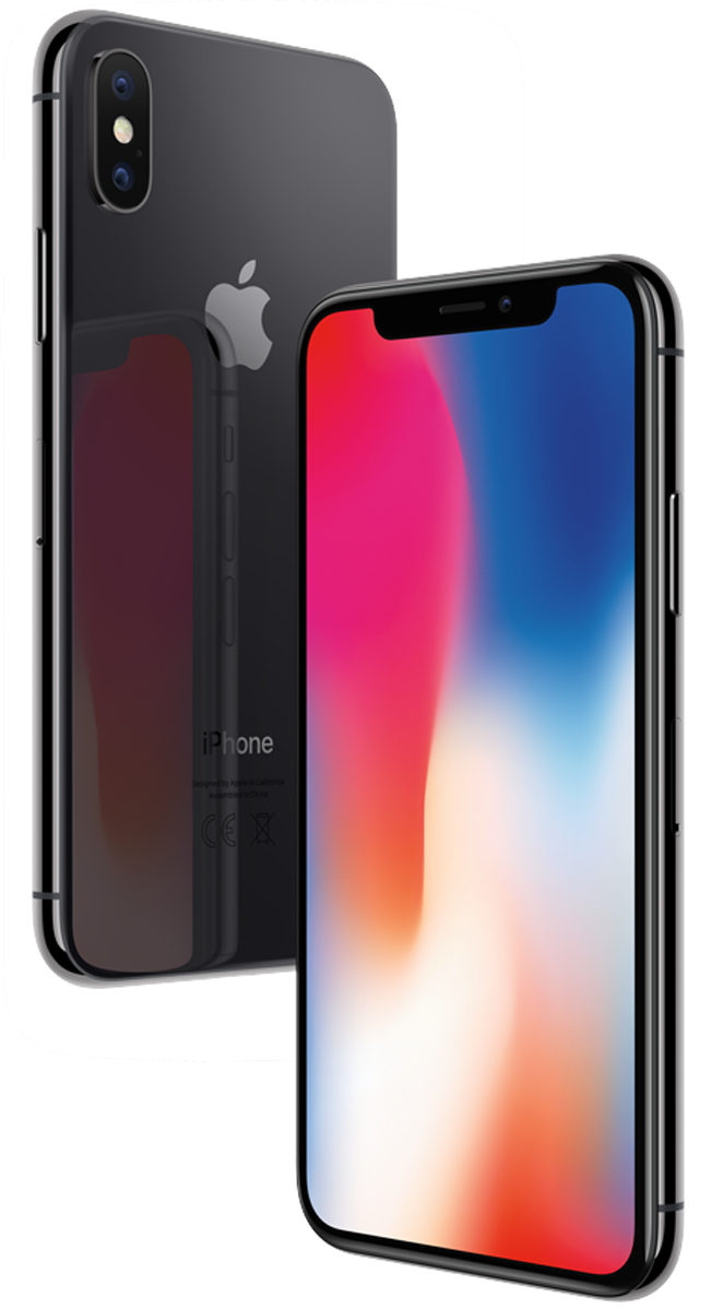 Apple iPhone X space grau 64 GB