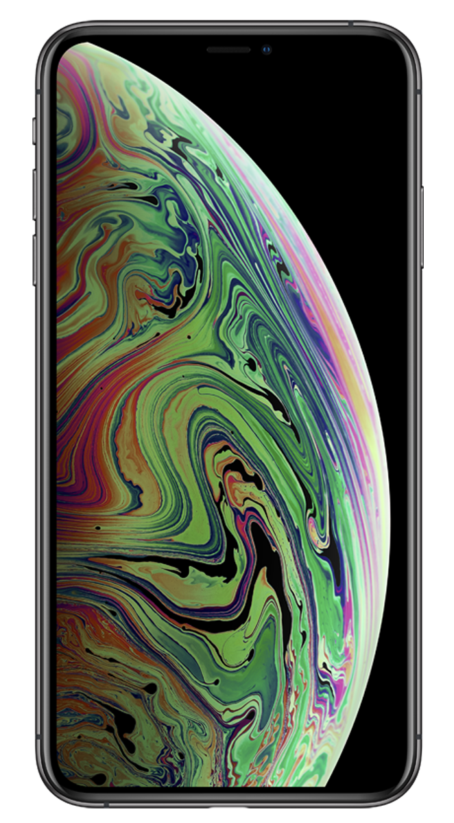 Apple iPhone XS Max space grau 64 GB