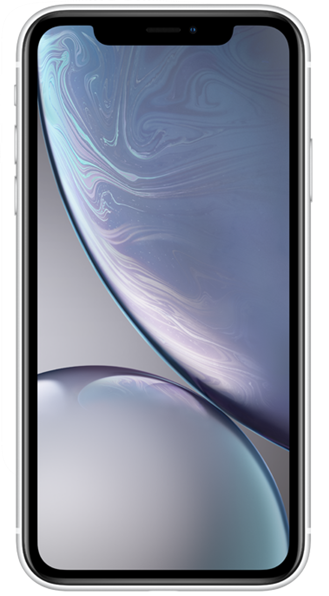 Apple iPhone XR weiss 64 GB