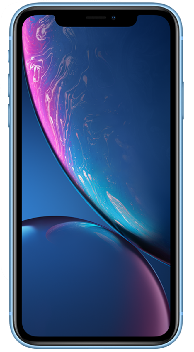 Apple iPhone XR blau 64 GB