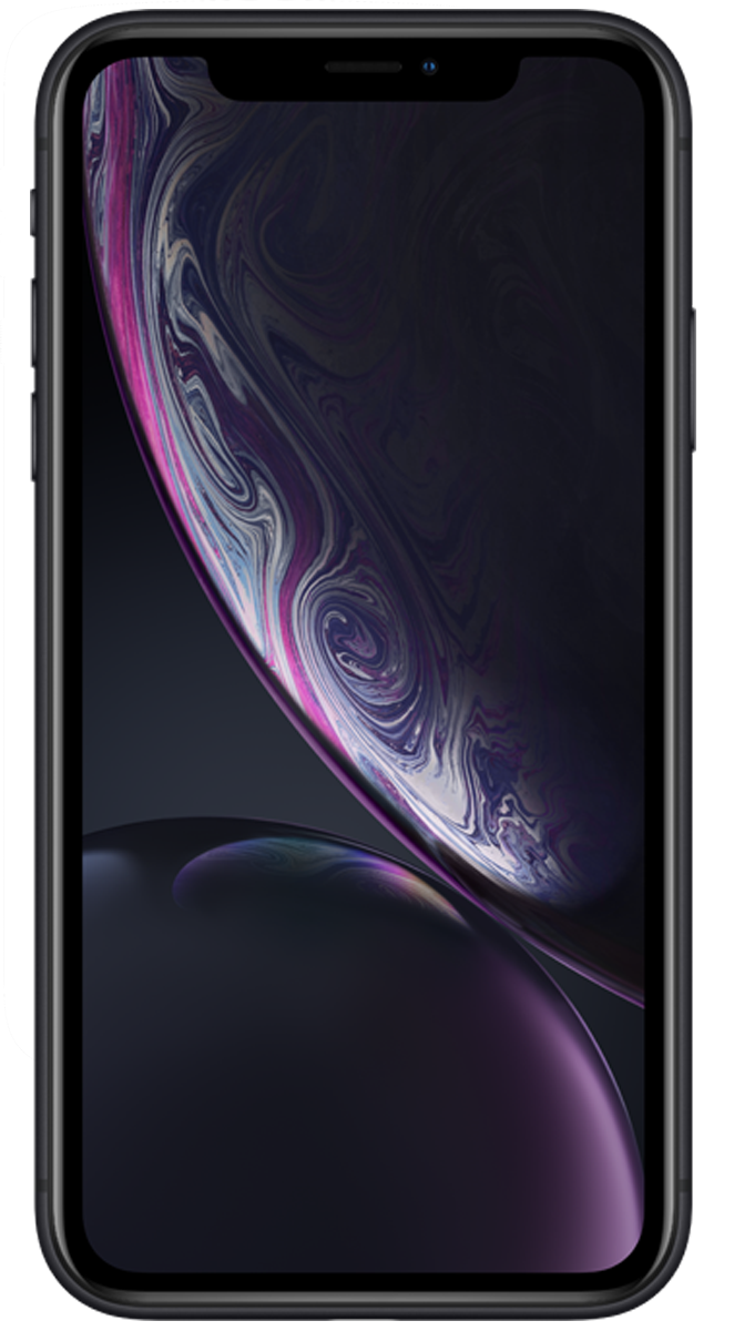 Apple iPhone XR schwarz 256 GB