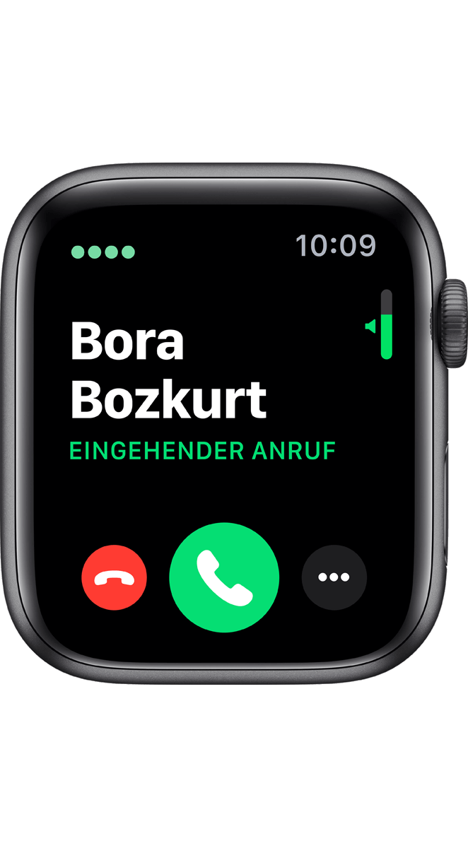 Apple Watch Series 5 44mm Aluminiumgehäuse