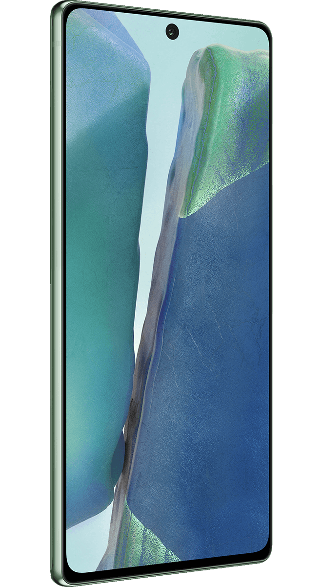 Samsung Galaxy Note20 Mystic Green 256GB