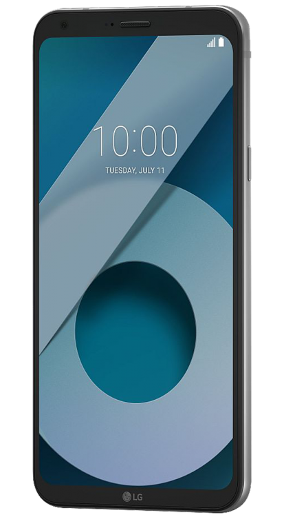 Lg q6 ice platinum for Minimalistisches smartphone
