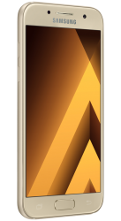 Samsung Galaxy A3 (2017) gold bei tele.ring