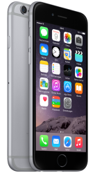 Apple iPhone 6 spacegrau 32 GB bei tele.ring