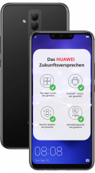 Huawei Mate 20 lite als neues Handy bei tele.ring