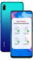 Huawei P smart 2019 als neues Handy bei tele.ring