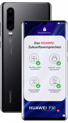 Huawei P30 als neues Handy bei tele.ring